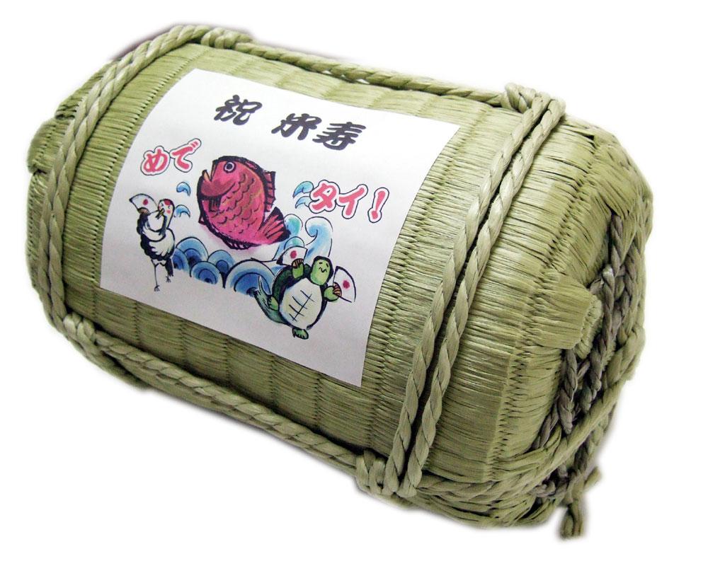 【米俵】福俵 京都丹後産コシヒカリ5kg 【米寿祝い】