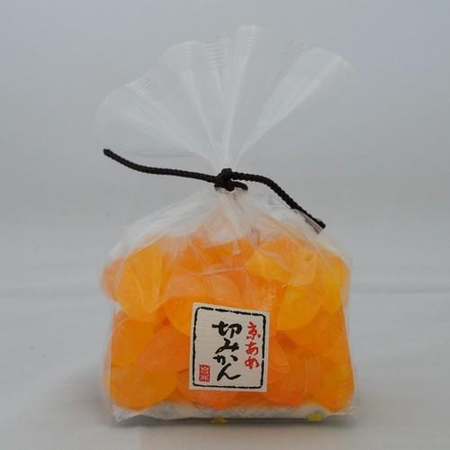 切みかん飴 柑橘系フルーツ飴☆レビュー書き込みで次回あめプレゼント