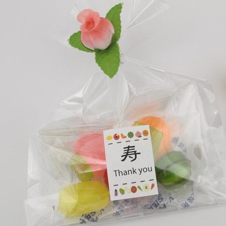 【結婚式ブライダルプチギフト お菓子キャンディ】プチふるーつ 2ケース(100個)☆レビュー書き込みで次回飴プレゼント
