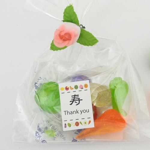【結婚式プチギフト 飴・キャンディ】プチお野菜 2ケース(100個)☆レビュー書き込みで次回あめプレゼント