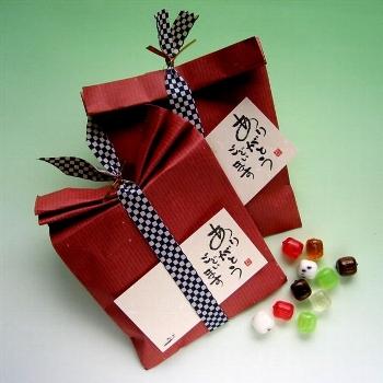 ありがとう プチギフトえらべる京飴5ケース(100個)レビュー書き込みで次回あめプレゼント