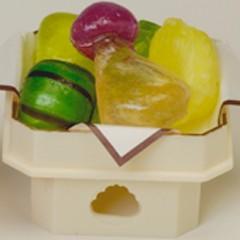 宝立盆野菜飴 5ケース(250個)☆レビュー書き込みで次回あめプレゼント