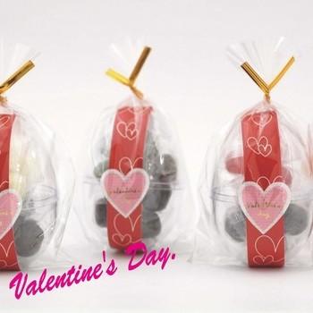 バレンタイン 義理チョコ キャンディ ちょこたま 個包装 プチギフト プレゼント 60個
