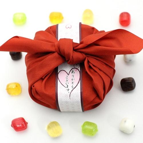 日本最大級の品揃え ホワイトデーキャンディー ホワイトデー限定商品 私の気持ち 定価 赤風呂敷×ありがとうございます レビュー書き込みで次回あめプレゼント