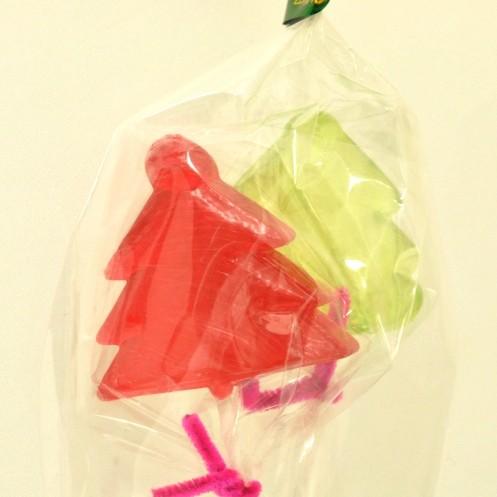クリスマスプチギフト☆クリスマスツリーキャンディ 3ケース(150個)☆レビュー書き込みで次回あめプレゼント