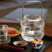 iwaki 熱燗 SNOWTOP【SAKE】酒器 日本酒&クーラーセット 400ml耐熱ガラス iwaki 日本酒 ワンランク上の生活 ワイン 熱燗 冷酒 ホットワイン 父の日 お祝い 884K, コジマグン:ccdbc09e --- sunward.msk.ru