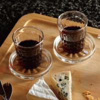 iwaki SNOWTOP グラスペアセット 180ml×2SAKEシリーズ耐熱ガラス 父の日 豊かな食卓 大人 日本酒 ワイン 熱燗 冷酒 ホットワイン