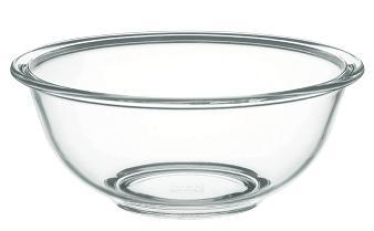 正規店 シンプルで使い易い耐熱ガラス食器です 永遠のベストセラーです [並行輸入品] メーカー公式 iwaki ボウル 2500ml イワキ