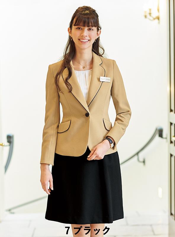 【LINE追加で5%OFFクーポン配布中】ハリ感のある美しいシルエットのフレアスカート SA207S