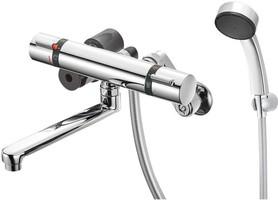 お風呂 浴室 シャワー 蛇口 水栓 節水 取替 交換 DIY 水漏れ SANEI サーモシャワー混合栓 SK18520S9-13【すぐに施工出来ます!5mシールテープおまけ付】