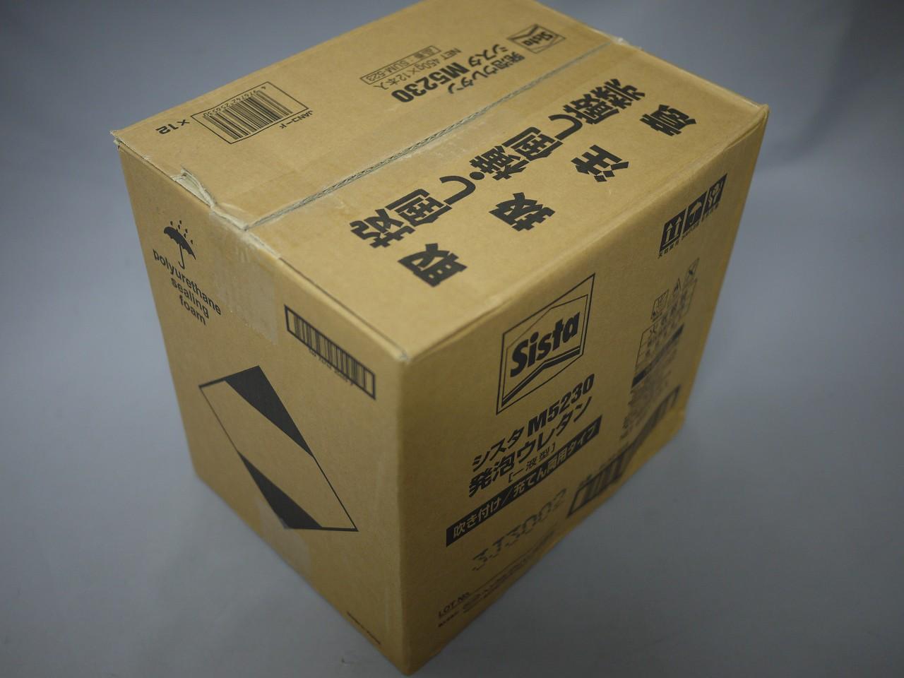 ヘンケルジャパン シスタ 発泡ウレタン 450G M5230 12本セット SUM-523