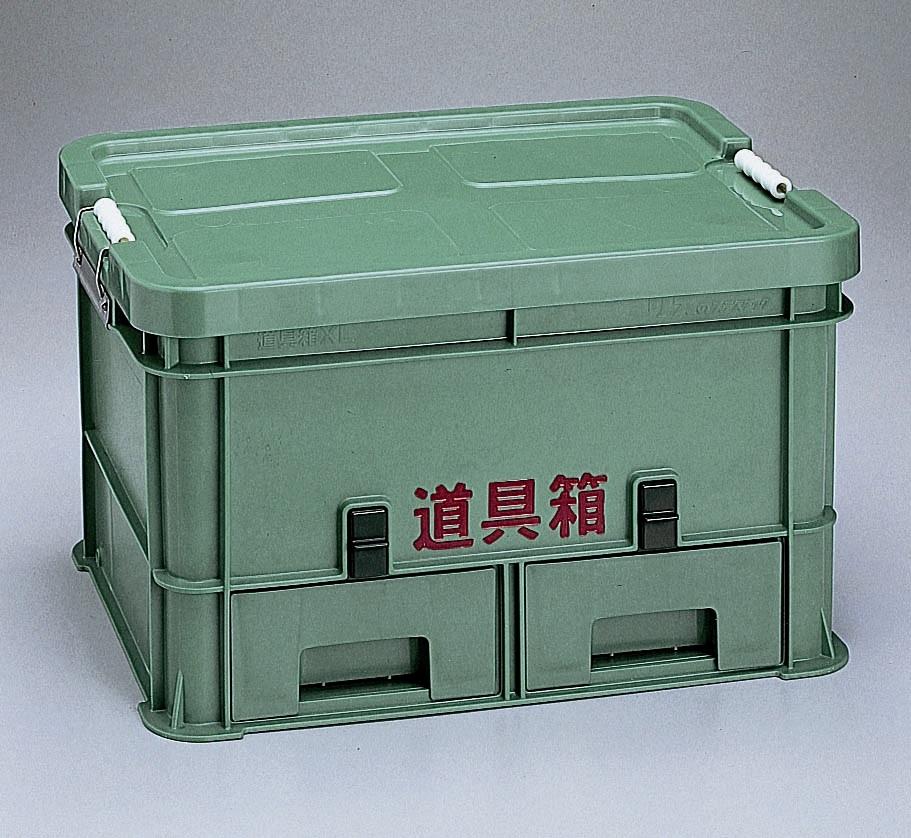 75L 75L 【直送品】 道具箱 リス 【個別送料1000円】