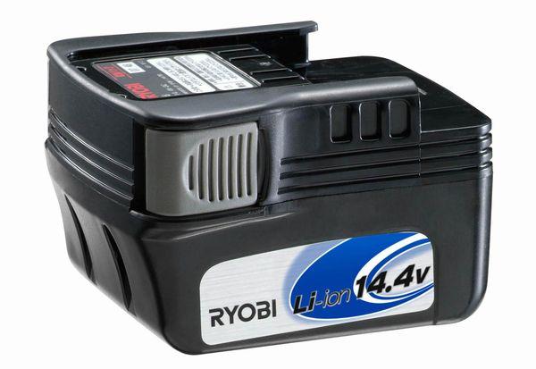 セール 京セラインダストリアルツールズ リチウムイオン14.4V電池パック 2500mAh 6406511 お気に入 リョービ