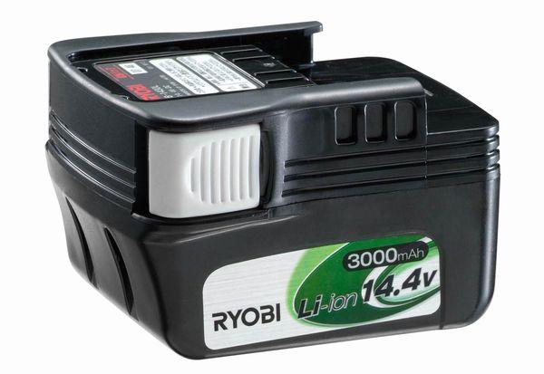 京セラインダストリアルツールズ リチウムイオン14.4V電池パック 3000mAh6406411 リョービ ※お取り寄せ商品です※