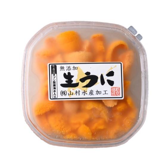北海道産の美味しい塩水エゾバフンウニです 送料無料 エゾバフンウニ 北海道産 無添加 生食用 生うに 正規品 生ウニ プレゼント 贈り物 塩水うに 人気上昇中 ギフト 塩水ウニ