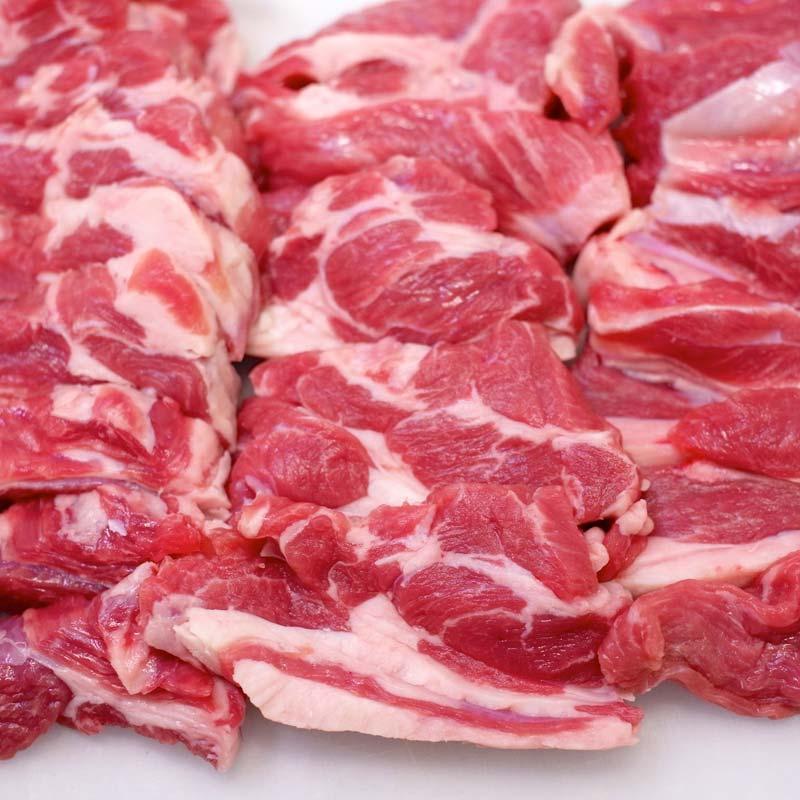 ジンギスカン 生ラム肉 焼肉 自家製タレ付属 300g 焼き肉 バーベキュー BBQ