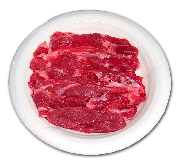 ギフト セール価格 お取り寄せ 通販 しゃぶしゃぶ 500g 羊肉 生ラム 5%OFF