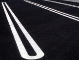 【 送料無料 】 アトミクス ハードライン C-1200 速乾 白 14L [ ライン ライン引き 業務用 塗料 路面 掲示 駐車場 道路 区分線 ]