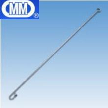 【 送料無料 】 MM 水本機械 ステンレス スーパーロングSカン 5mm×1200mm SPF-1200 【10個】