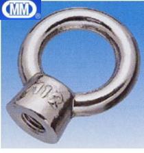 【 送料無料 】 MM 水本機械 ステンレス アイナット (ブネジ) W-5/8 IN-16W 【10個】