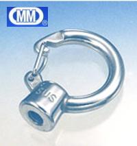 【 送料無料 】 MM 水本機械 ステンレス フックアイナット (ミリネジ) M-10 INH-10M 【10個】