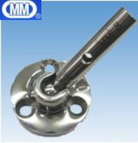 【 送料無料 】 MM 水本機械 ステンレス 回転パッドナット(ミリネジ) M-8 PDNS-8M 【10個】