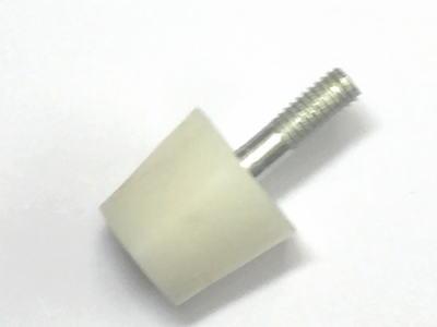 【 送料無料 】Pコン コンパネ12mm用 12×8 【500個】 [ プラスチックコーン 8mm 2.5分 2分5厘 マルセパ セパレーター 型枠 合板 ]