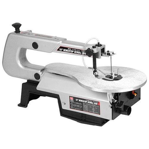 【 送料無料 】 藤原産業 SK11 卓上糸鋸盤 400mm SSC-400PE