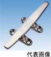 【 送料無料 】 MM 水本機械 ステンレス クリートローフラット型 KTL-3 【10個】 [ マリン金具 船舶艤装品 船具 係船 ロープガイド ヨット ボート ST ]