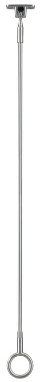 【あす楽対応】 川口技研 軒天用 ホスクリーン SPOL-S ロングサイズ 【2本】【送料無料】物干し金物 1セット