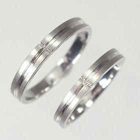 直営店 天然ダイヤモンド 送料無料 期間限定の激安セール レディース:K10WG ダイヤ入り 半額以下 smtb-m 指輪 ペアリング