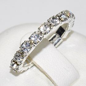 Bargain sale! Eternity stretch ring