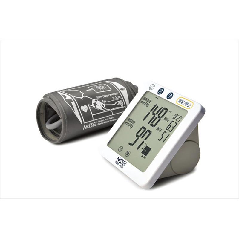 日本精密測器 新作多数 大幅値下げランキング 電子血圧計 DSK-1031 上腕式