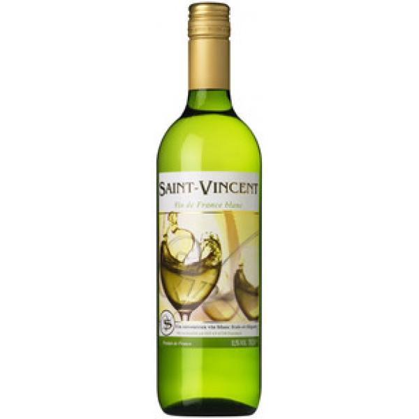 V.d.F.サン ヴァンサン ブランSAINT -VINCENT BLANC定番 750ml 卸直営 メーカー在庫次第となります 推奨 ×1本 ワイン アサヒビ-ル 取り寄せ品 フランス