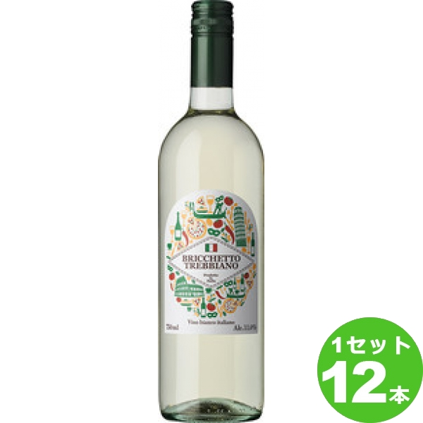 I.G.T.ルビコーネブリケット トレッビアーノ 750ml ×12本 お見舞い イタリア エミリア ワイン メーカー在庫次第となります レビューを書けば送料当店負担 アサヒビ-ル 送料無料※一部地域は除く ロマーニャ 取り寄せ品
