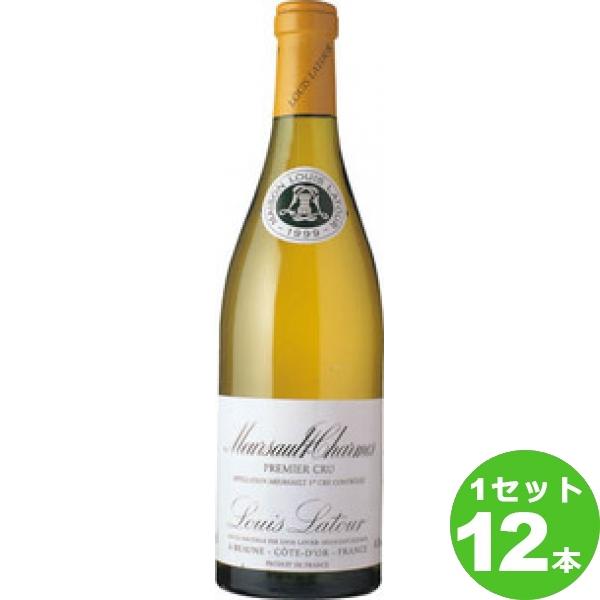 アサヒ ルイ・ラトゥール ムルソー・シャルムMEURSAULT-CHARMES 白ワイン フランス ブルゴーニュ750ml×12本 ワイン【送料無料※一部地域は除く】【取り寄せ品 メーカー在庫次第となります】