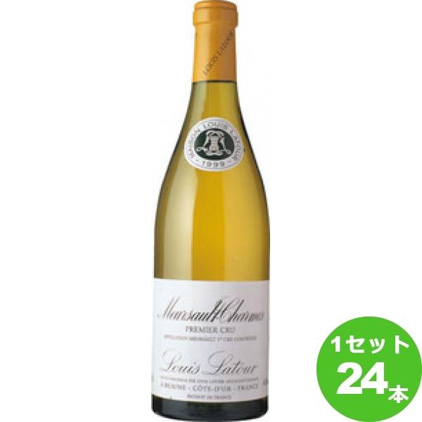 アサヒ ルイ・ラトゥール ムルソー・シャルムMEURSAULT-CHARMES 白ワイン フランス ブルゴーニュ750ml×24本 ワイン【送料無料※一部地域は除く】【取り寄せ品 メーカー在庫次第となります】