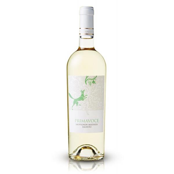 テレ 品質検査済 ディ サーヴァプリマヴォーチェビアンコ サレントPrimavoceBiancoSalento定番 無料 750 イタリア ml ×1本 ワイン サッポロビール