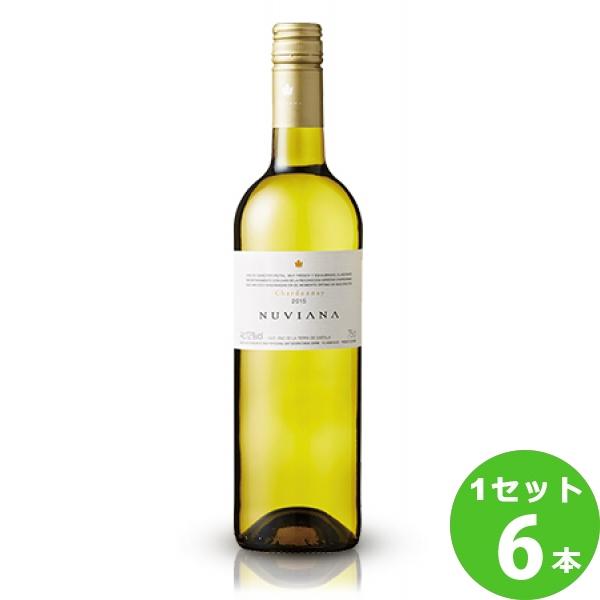 サッポロ コドーニュ グループヌヴィアナ シャルドネNuvianaChardonnay定番 白ワイン 大放出セール 個 スペイン ワイン 750ml×6本 送料無料※一部地域は除く 時間指定不可
