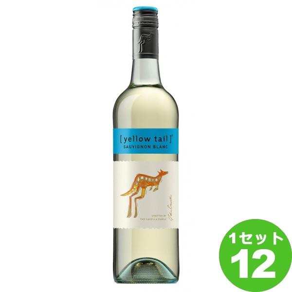 サッポロ カセラ ファミリー ブランズ yellowtail セール 登場から人気沸騰 イエローテイル ソーヴィニヨン オーストラリア 送料無料※一部地域は除く 750ml×12本 日本 ワイン 白ワイン ブラン