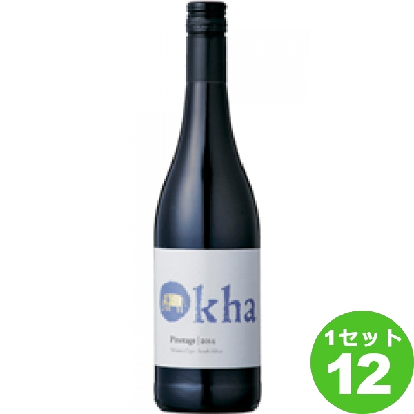 【大特価!!】 OkhaPinotageオーカピノタージュ 750ml ×12本 南アフリカ/ウエスタン・ケープ モトックス ワイン【送料無料※一部地域は除く】, STUDIO MAGIC 1b8548d0