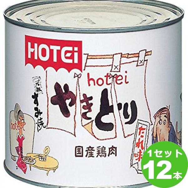ホテイフーズ ホテイやきとりたれ味 1750ml×12本 食品【送料無料※一部地域は除く】