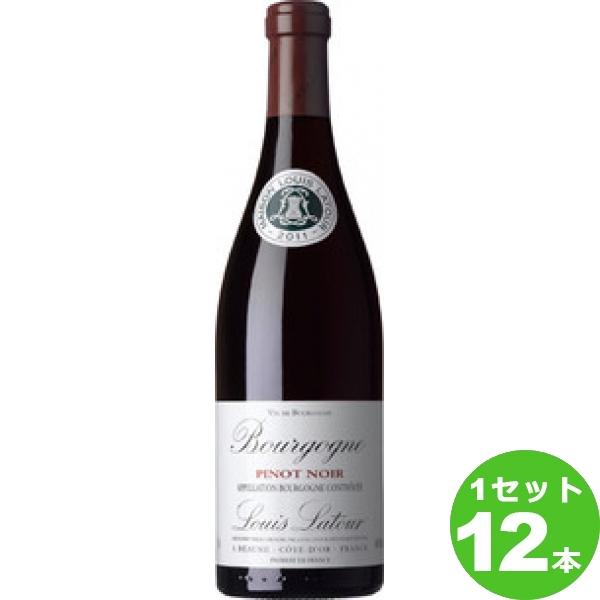 送料無料(一部地域を除く) ルイラトゥール メーカー公式ショップ ブルゴーニュ ピノ ノワールBOURGOGNE PINOT NOIR フランス ワイン ×12本 赤ワイン 750ml 送料無料※一部地域は除く