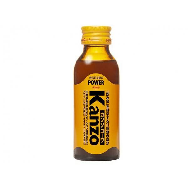 興和 コーワカンゾーコーワドリンク瓶 100ml ×50本×2ケース (100本) 飲料【送料無料※一部地域は除く】
