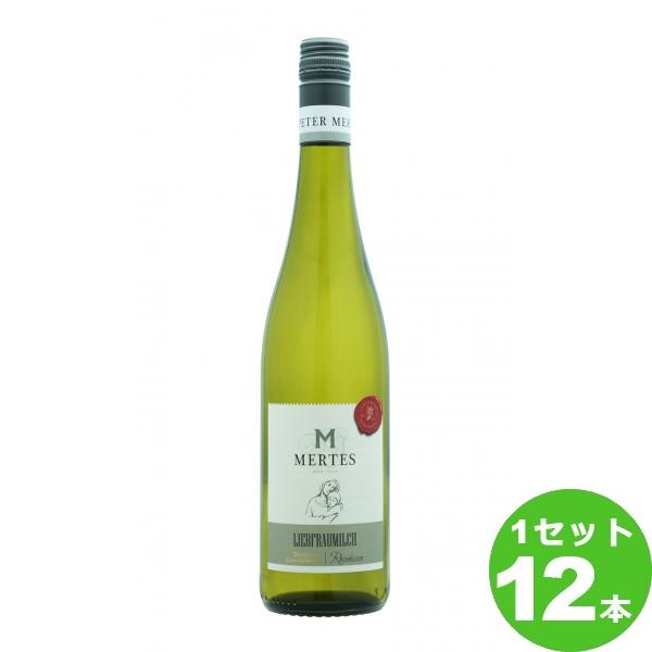 スマイル リープフラウミルヒ Liebfraumilch定番  750ml ×12本 ドイツ/ラインヘッセン ワイン【送料無料※一部地域は除く】【取り寄せ品 メーカー在庫次第となります】