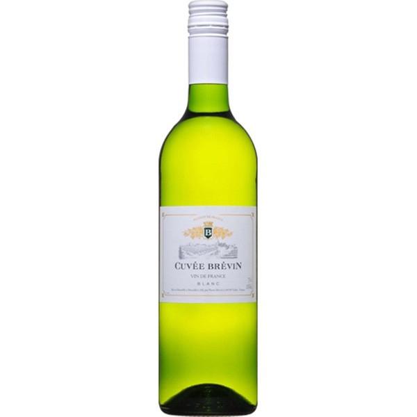 6本まで同一送料 盛田トレーディング キュヴェ ブレヴァンブラン ド ブラン ロワール ワイン 750ml 個 ×1本 正規店 100%品質保証 フランス