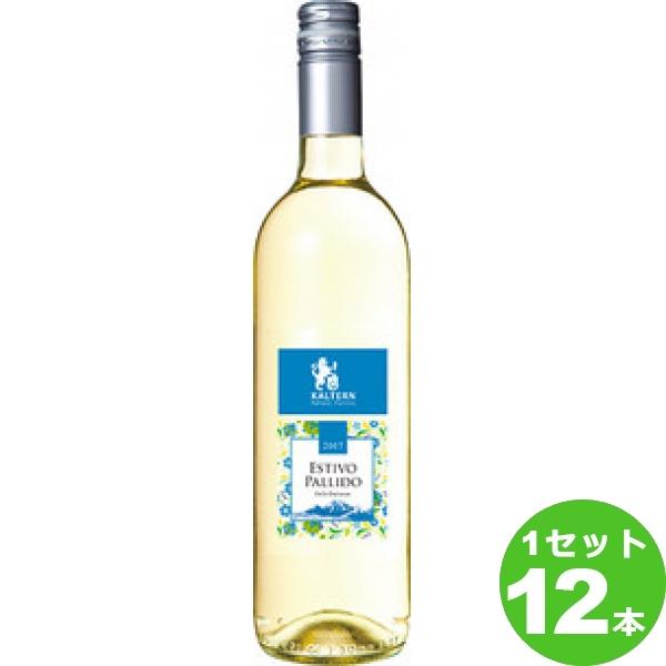 [ママ割5倍]アサヒ エスティヴォ・パリードESTIVO PALLIDO 白ワイン イタリア アルト・アディジェ750 ml×12本(個) ワイン