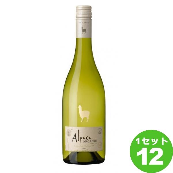 ビ-ル サンタ ヘレナ アルパカ オーガニック ホワイト18 白ワイン チリ 750ml ×12本 ワイン【送料無料※一部地域は除く】