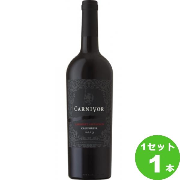 サントリー 肉専用黒ワインCarnivorカーニヴォ 赤ワイン 750ml×1本 ワイン
