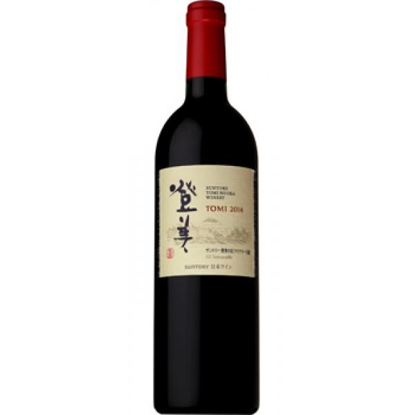 サントリー サントリー登美の丘ワイナリー 登美 赤 赤ワイン 750ml ワイン【取り寄せ品 メーカー在庫次第となります】